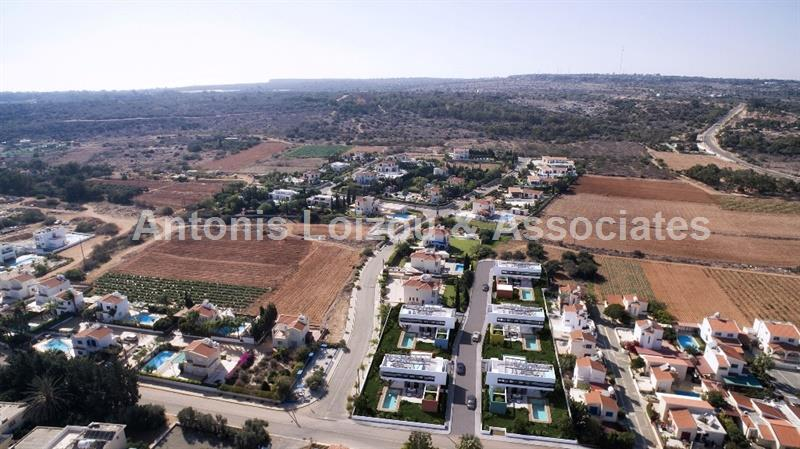 Three Bedroom Villa in Central Protaras properties for sale in cyprus