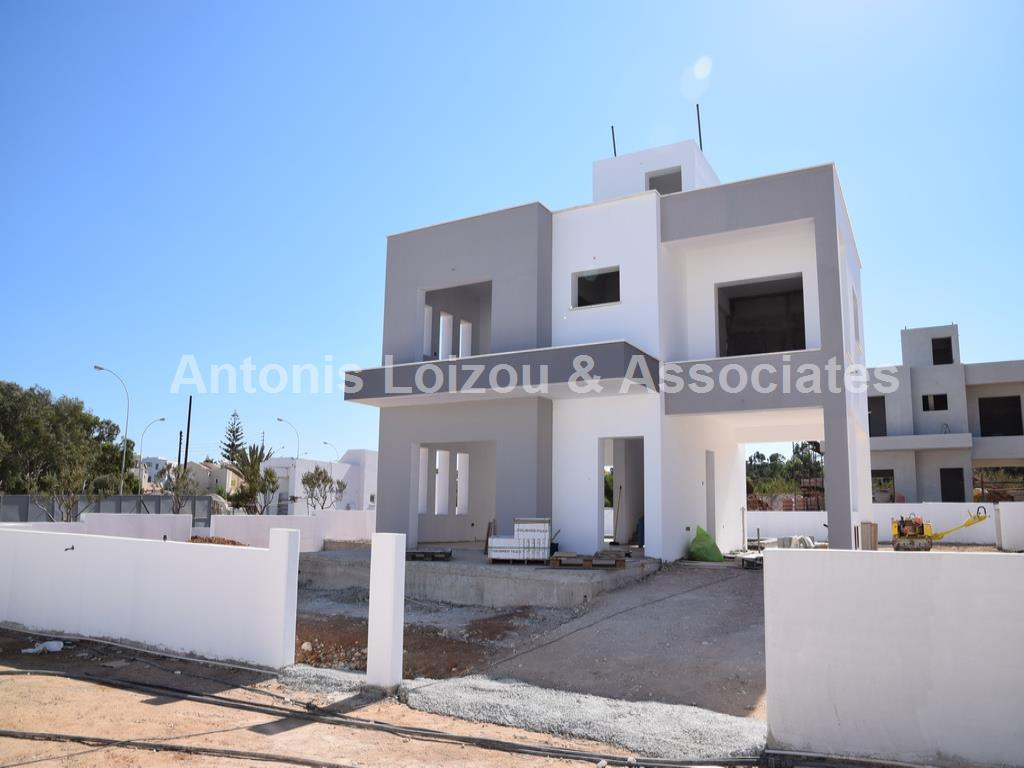 Three Bedroom Detached House with Private Pool in Protaras properties for sale in cyprus