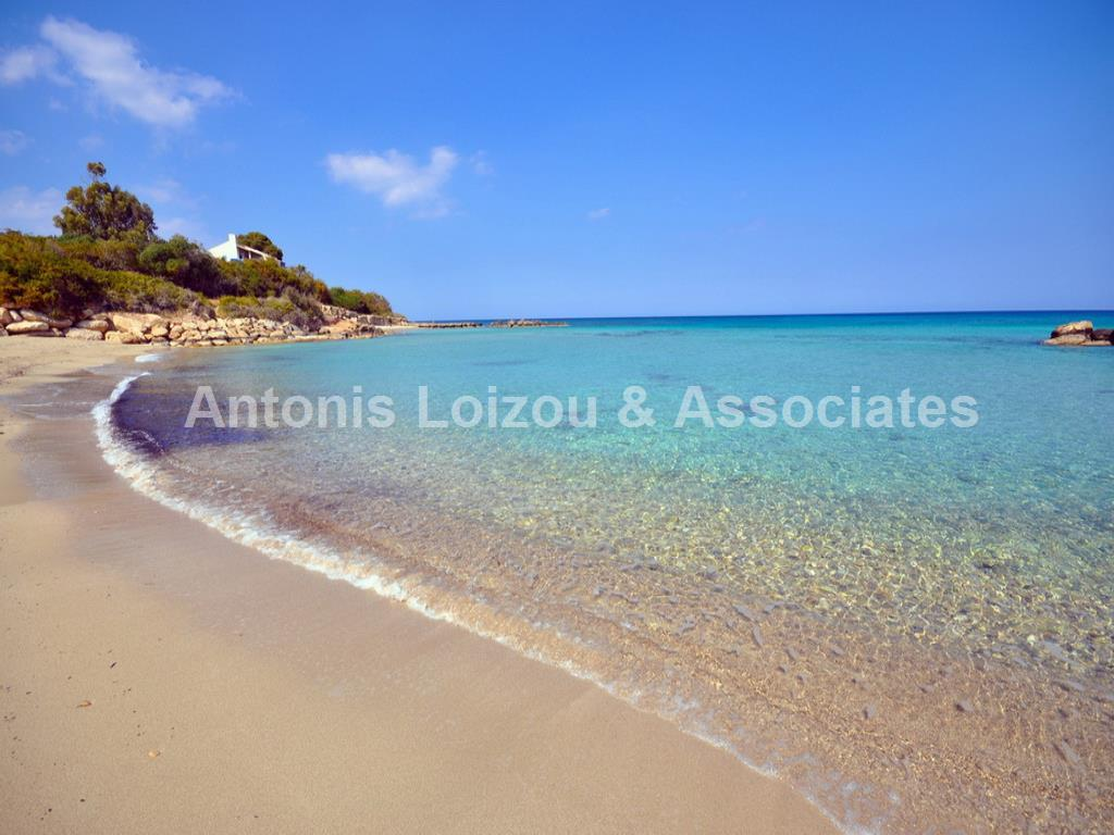 Three Bedroom Detached Villa 100 Meters from the Beach in Protar properties for sale in cyprus