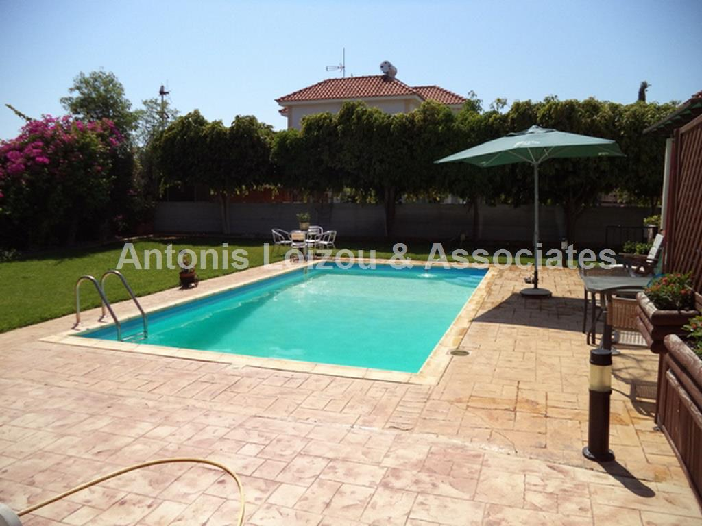 Three Bedroom Detached Villa with Pool and Title Deed in Protara properties for sale in cyprus
