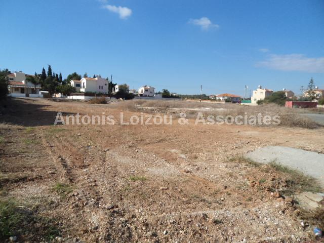 Field in Famagusta (Protaras) for sale