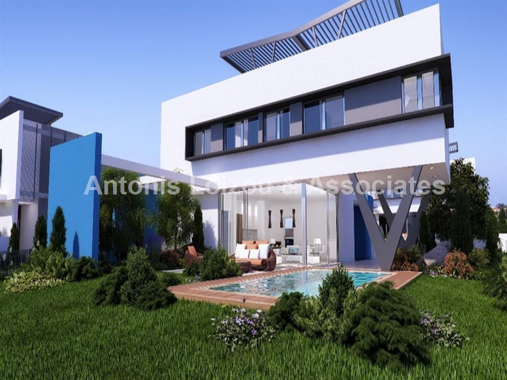 Three Bedroom Villa in Central Protaras properties for sale in cyprus