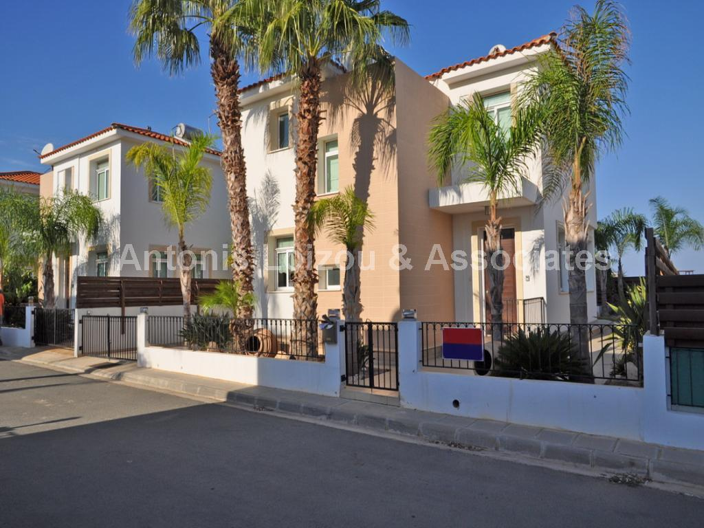 Three Bedroom Detached Villa with Pool properties for sale in cyprus