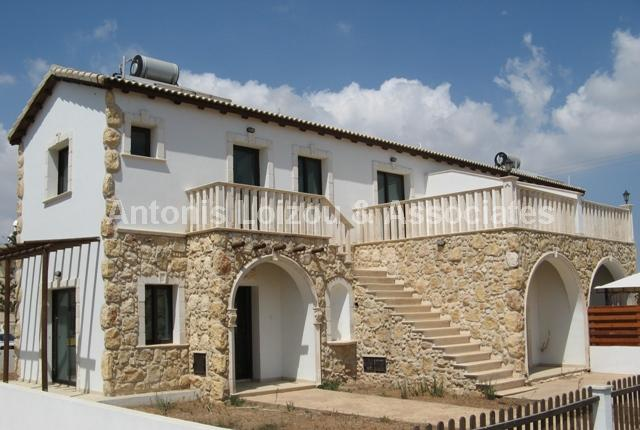 Semi detached Ho in Famagusta (Vrysoules) for sale