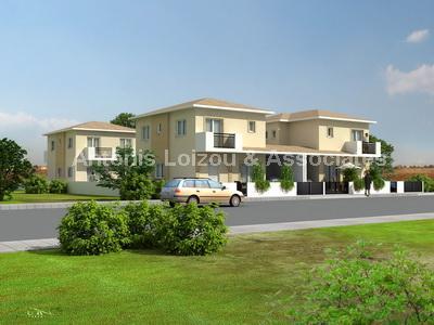 Semi Villa in Famagusta (Xylofagou) for sale
