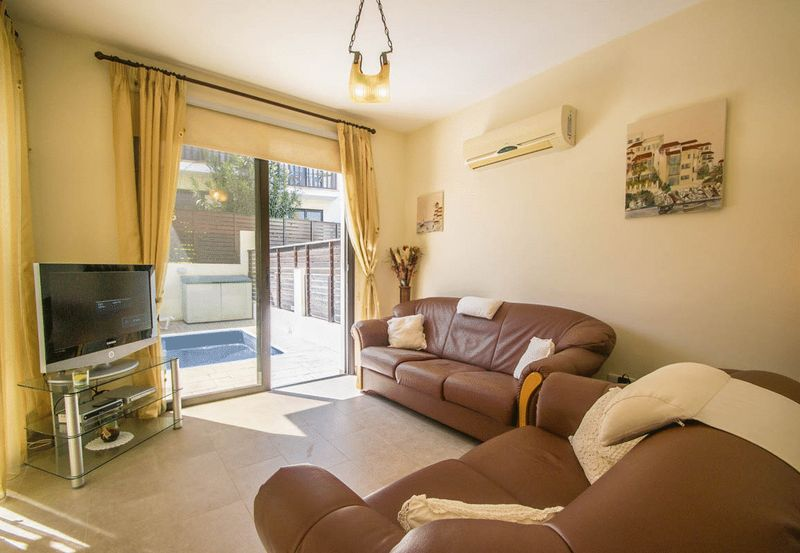 Beautiful 2 Bedroom House with Private Pool in Kapparis properties for sale in cyprus