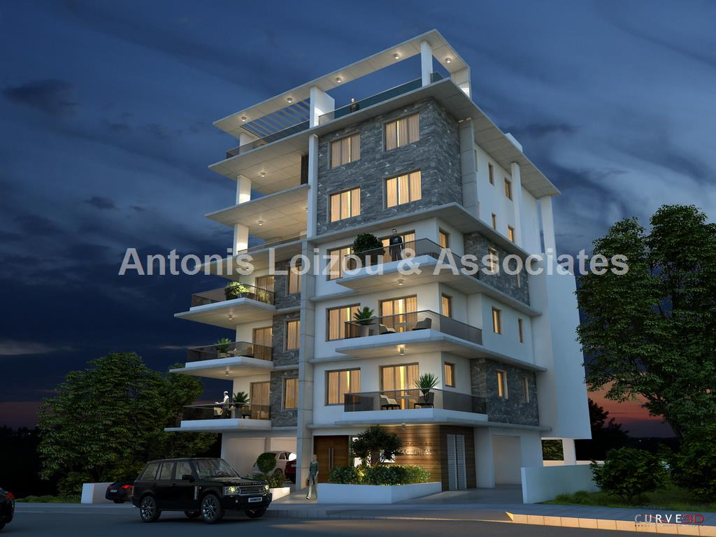 Three Bedroom Apartment Hole Floor properties for sale in cyprus
