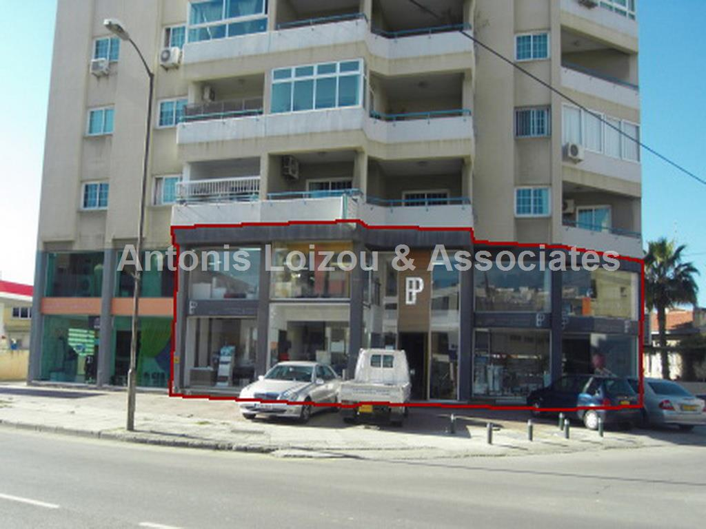Shop in Larnaca (Agios Nikolaos) for sale