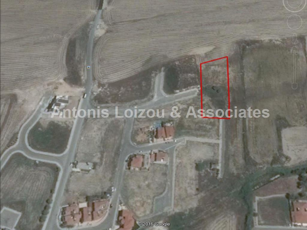 Land in Larnaca (Agios Nikolaos) for sale