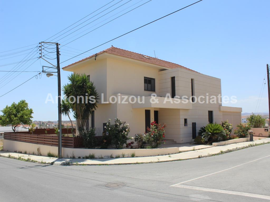 Detached House in Larnaca (Agios Nikolaos) for sale