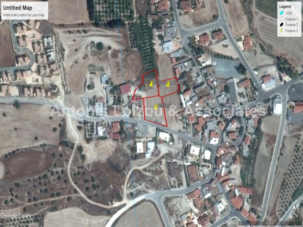 Land in Larnaca (Alaminos) for sale