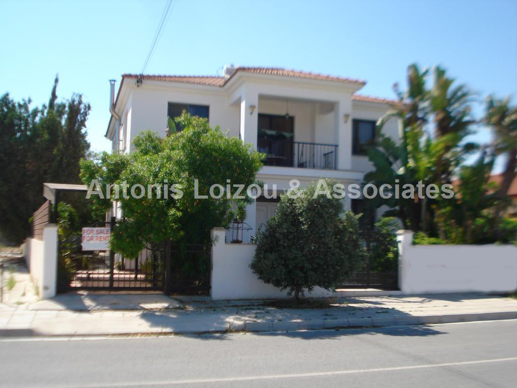 Four Bedroom Detached House with Title Deeds properties for sale in cyprus
