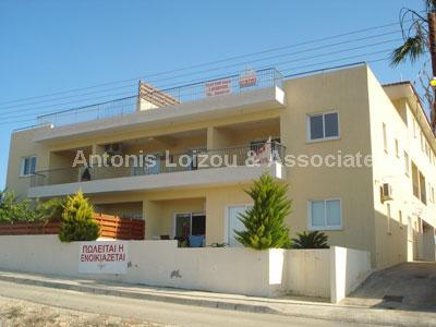 Ground Floor apa in Larnaca (Alethriko) for sale