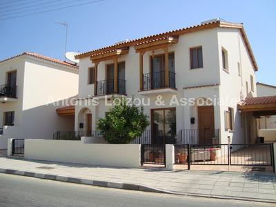 Semi detached Ho in Larnaca (Anafotida) for sale