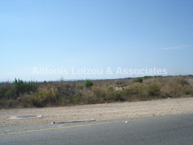Land in Larnaca (Anglisides) for sale