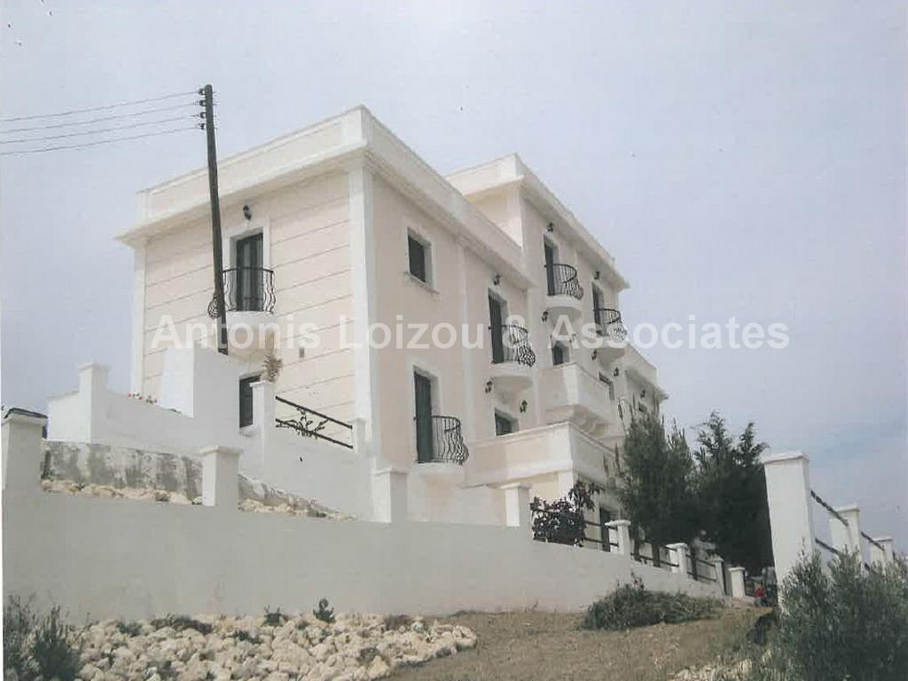 Seven Bedroom Detached Villa with Sea View properties for sale in cyprus