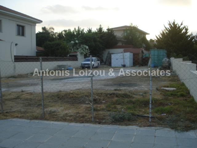 Land in Larnaca (Aradippou) for sale