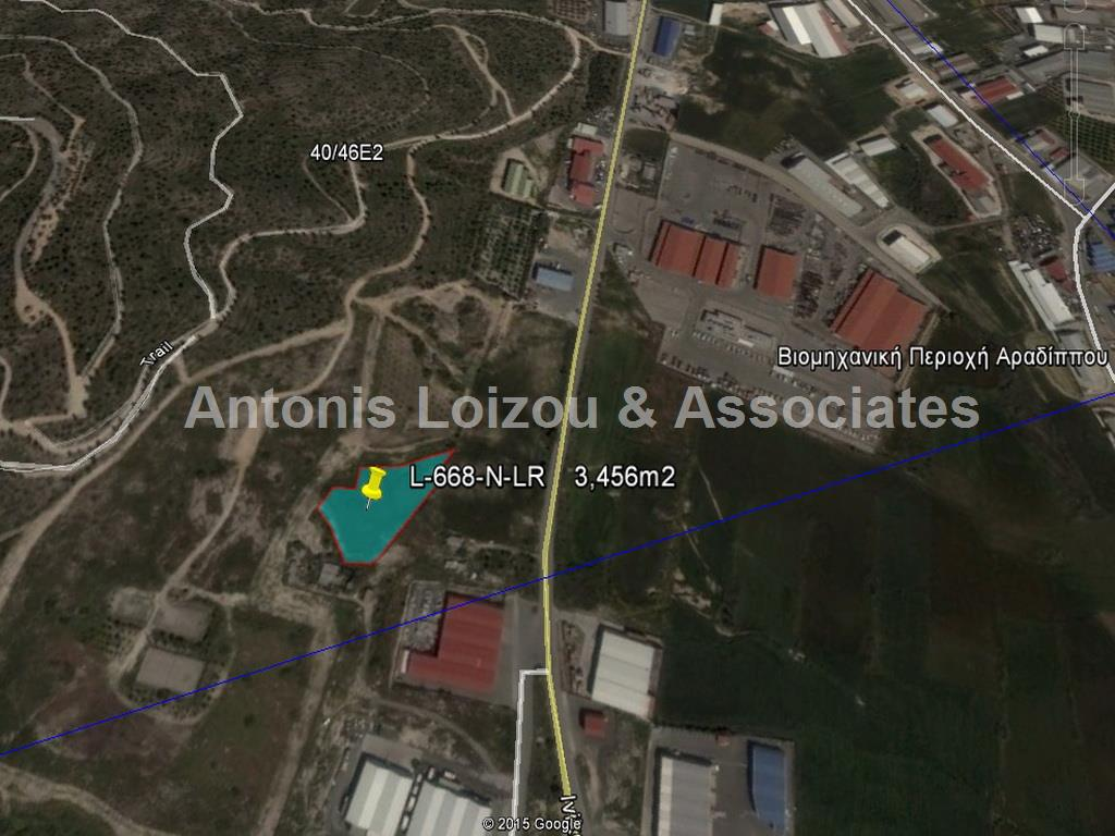 Field in Larnaca (Aradippou) for sale
