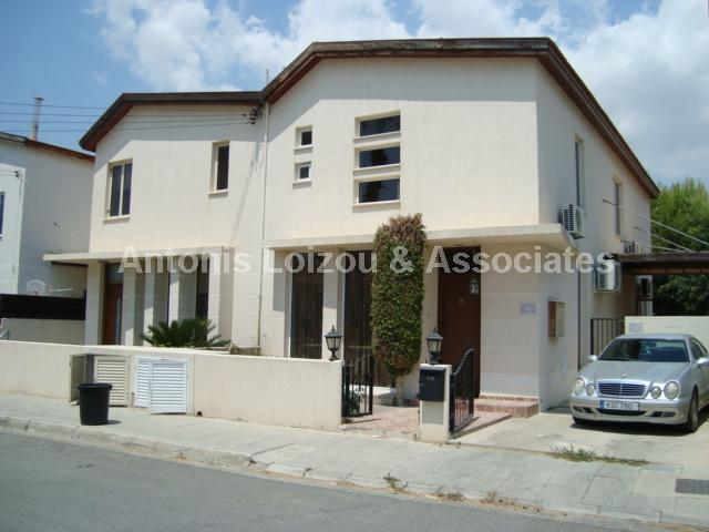 Semi detached Ho in Larnaca (Aradippou) for sale