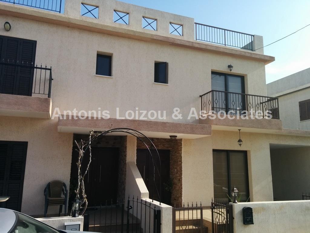 Semi detached Ho in Larnaca (Aradippou) for sale