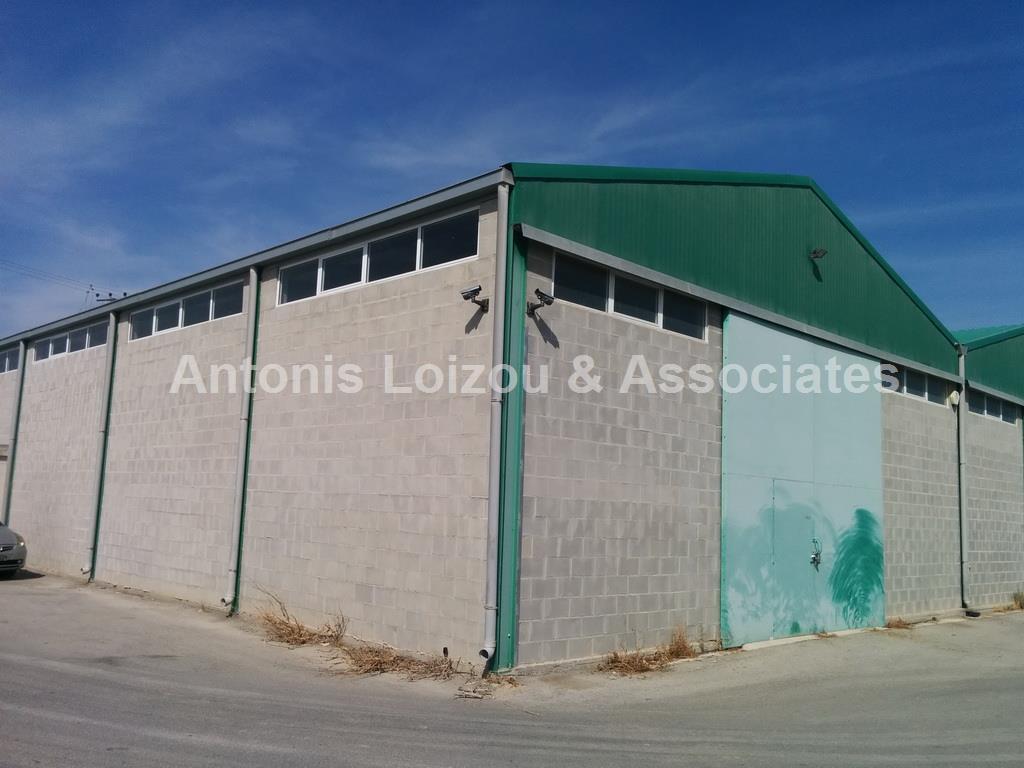 Shop in Larnaca (Aradippou) for sale
