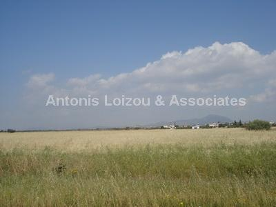 Land in Larnaca (Choirokoitia) for sale
