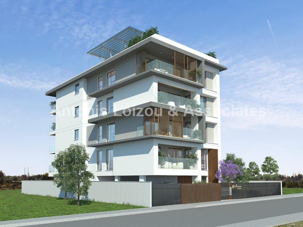 Three Bedroom Apartment Top Floor
