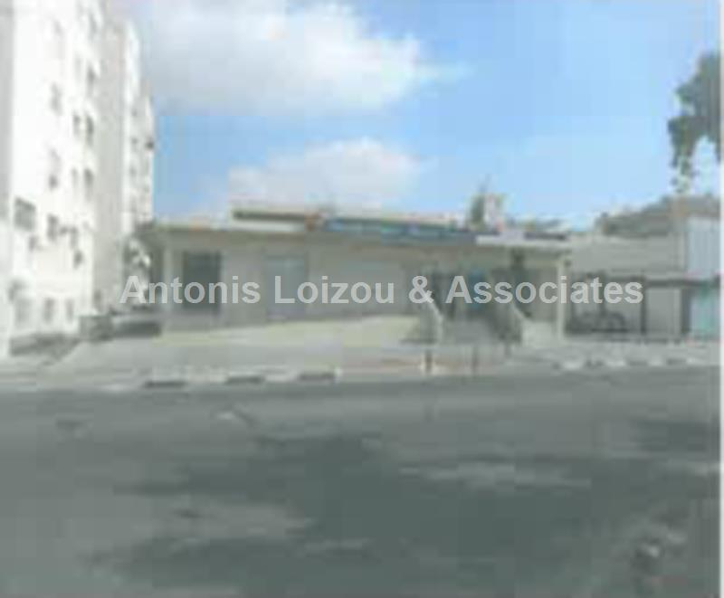 Warehouse/Shop  properties for sale in cyprus