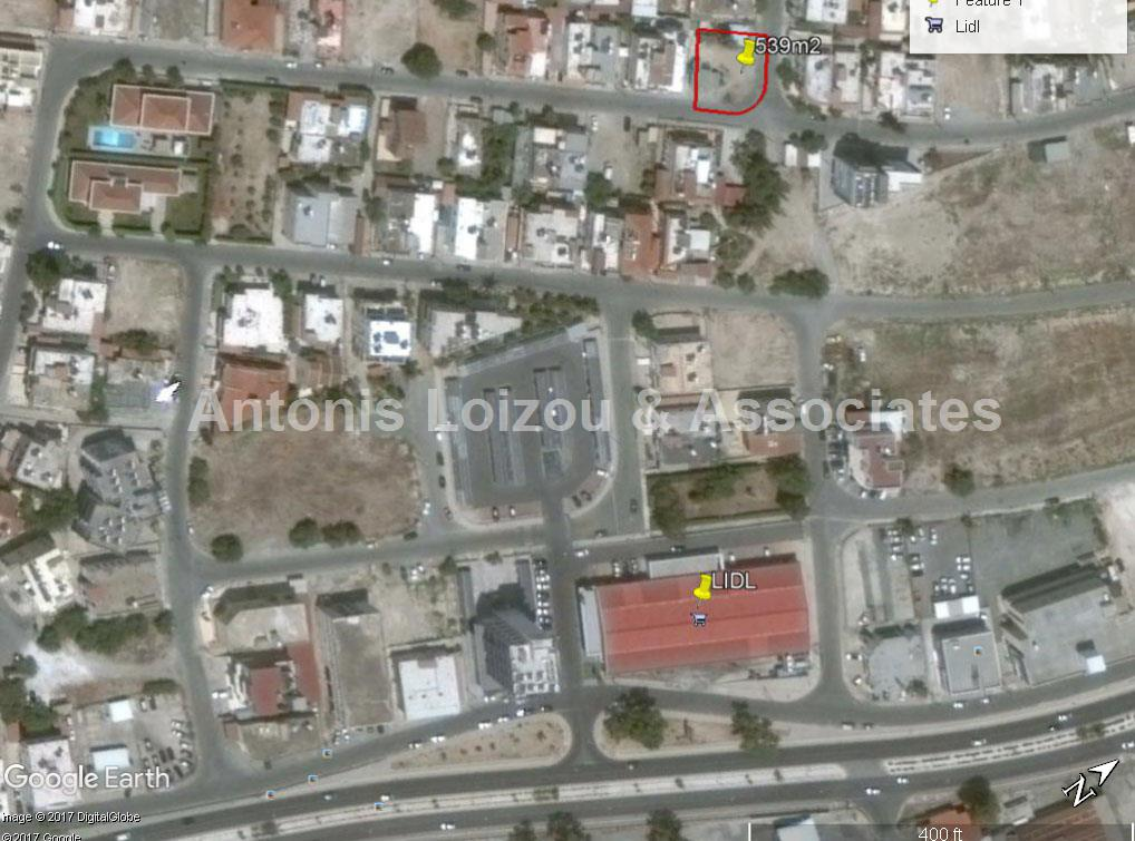 Land in Larnaca (Chrysopolitissa) for sale