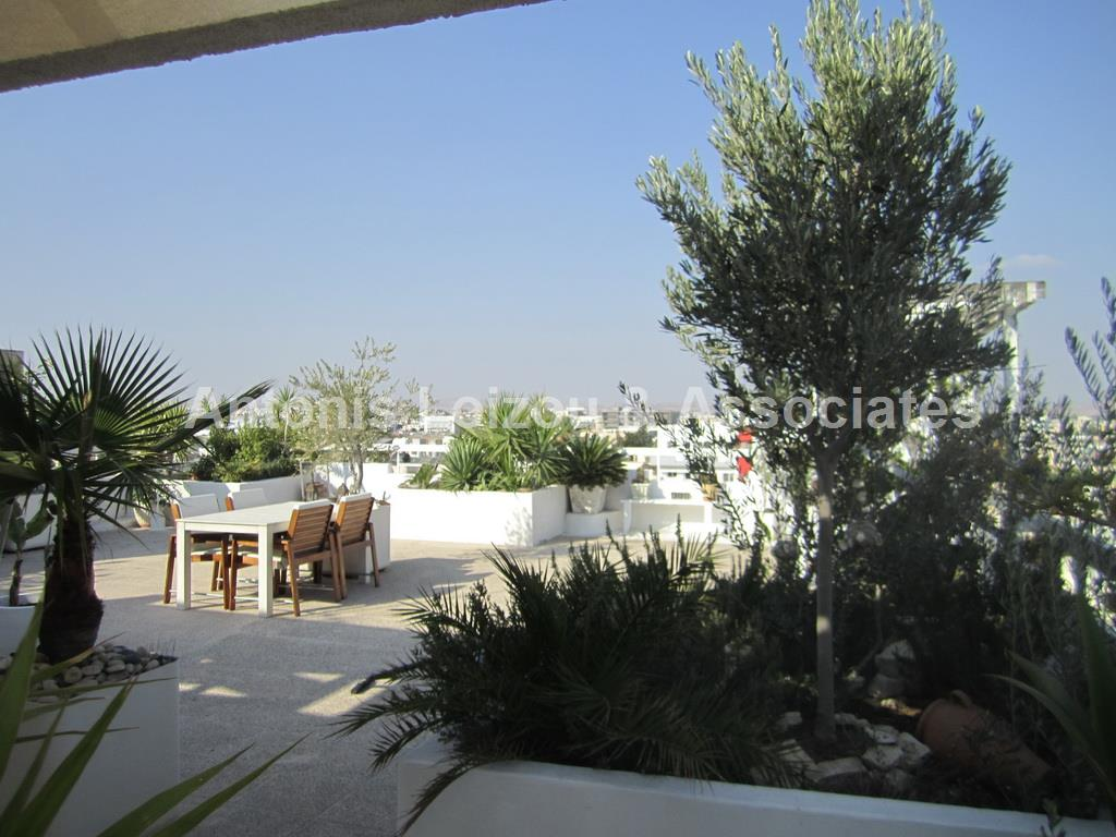 Three Bedroom Fully Renovated Penthouse  properties for sale in cyprus