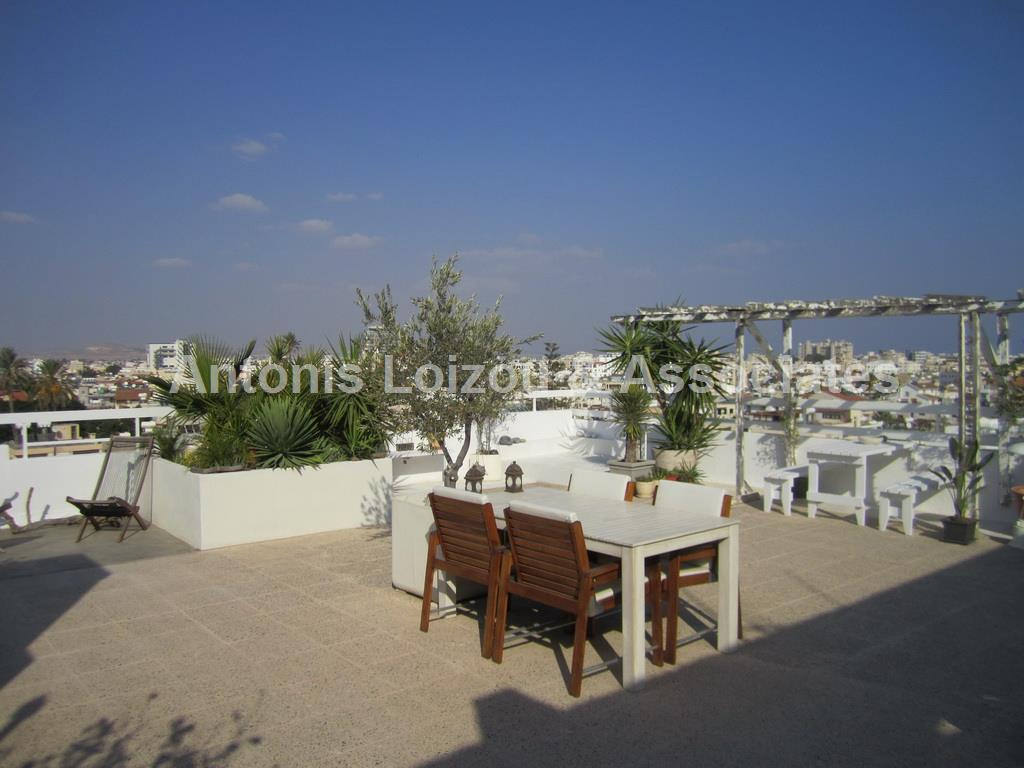 Penthouse in Larnaca (Chrysopolitissa) for sale