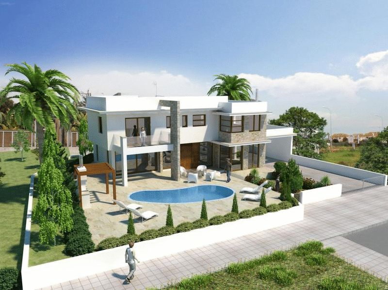 House in Larnaca (Dhekelia Road) for sale