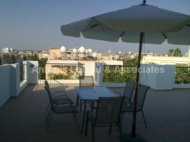 Two Bedroom Penthouse wit Title Deeds properties for sale in cyprus