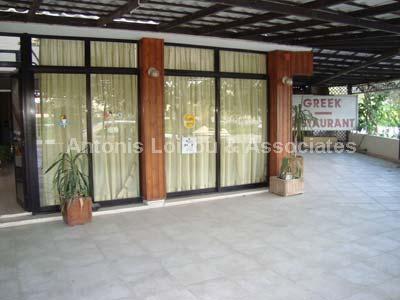 Shop in Larnaca (Dhekelia Road) for sale