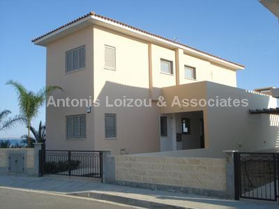 Four Bedroom Beach Front Detached House properties for sale in cyprus
