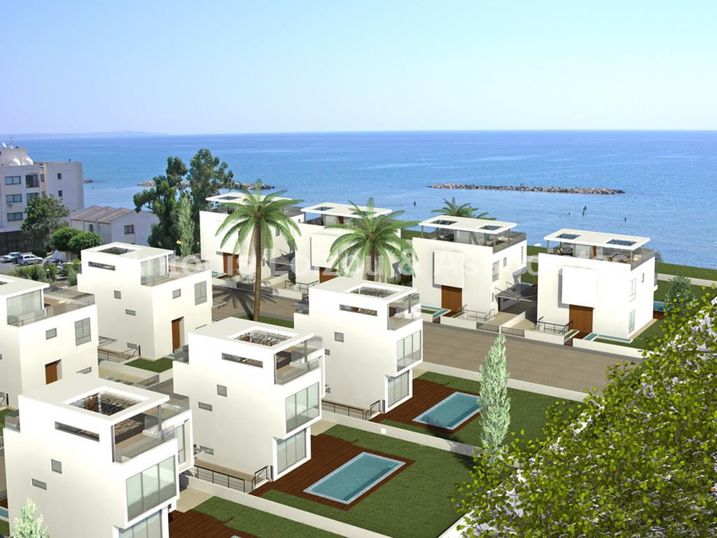 Villa in Larnaca (Dhekelia Road) for sale