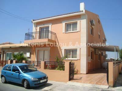 Semi detached Ho in Larnaca (Dromolaxia) for sale