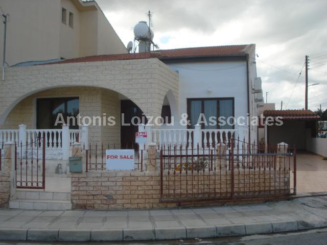 Detached House in Larnaca (Dromolaxia) for sale