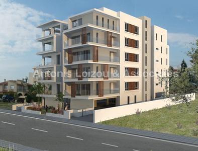 Apartment in Larnaca (Faneromeni) for sale