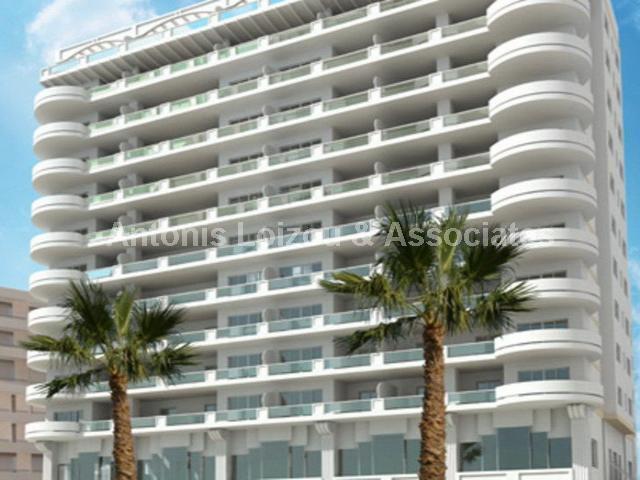 Penthouse in Larnaca (Finikoudes) for sale