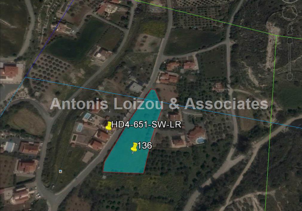 Land in Larnaca (Kalavasos) for sale