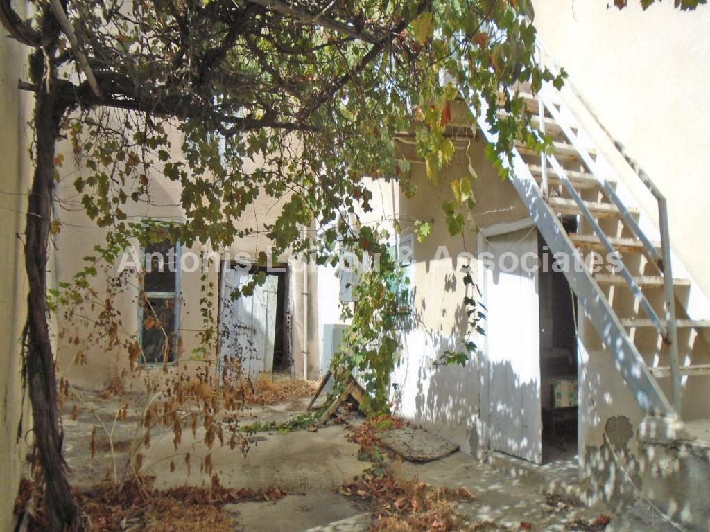 Semi detached Ho in Larnaca (Kalavasos) for sale