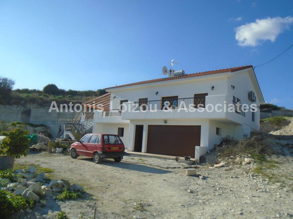Detached House in Larnaca (Kalavasos) for sale