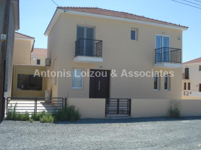 Three Bedroom Unfinished House properties for sale in cyprus