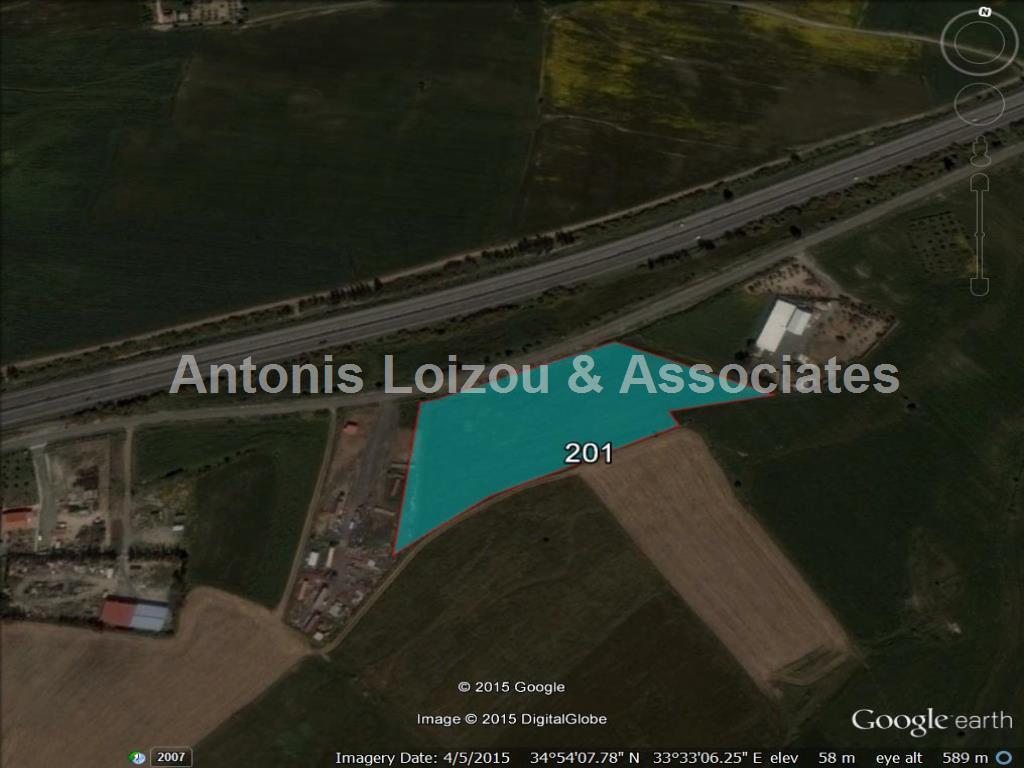 Field in Larnaca (Kalo Chorio) for sale