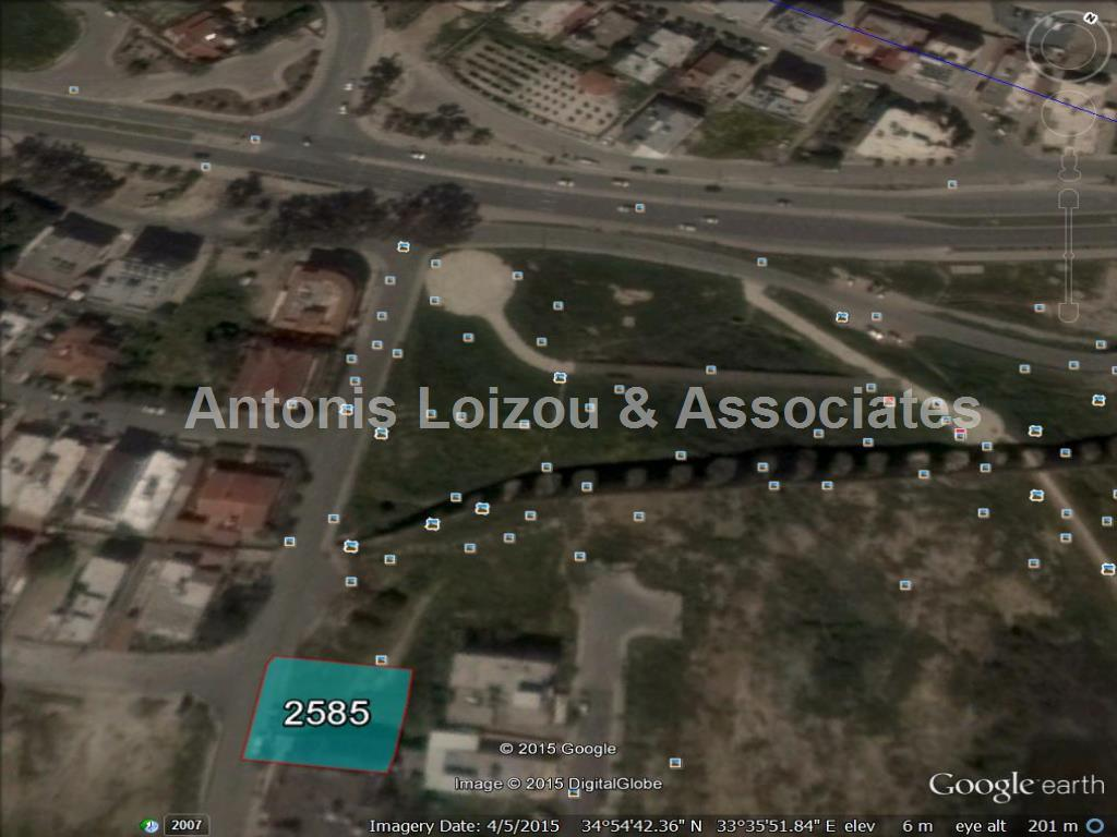 Land in Larnaca (Kamares) for sale
