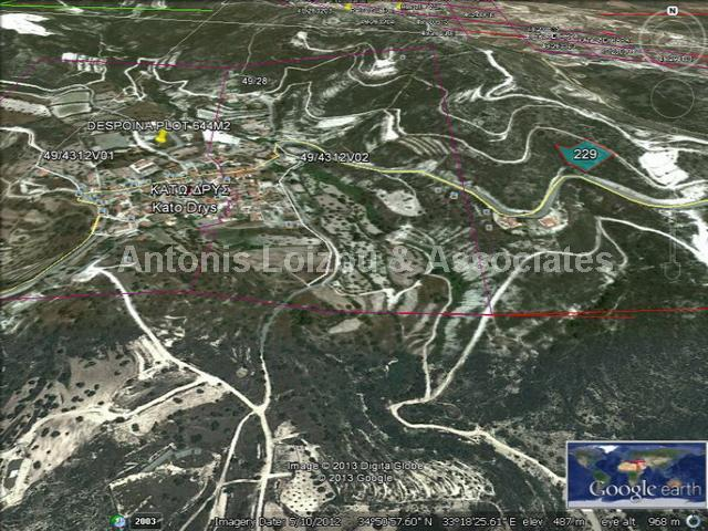 Land in Larnaca (Kato Drys) for sale