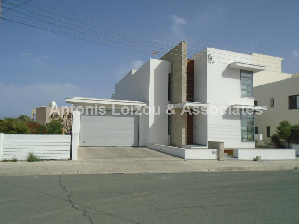 Four Bedroom Modern Luxury Detached House properties for sale in cyprus