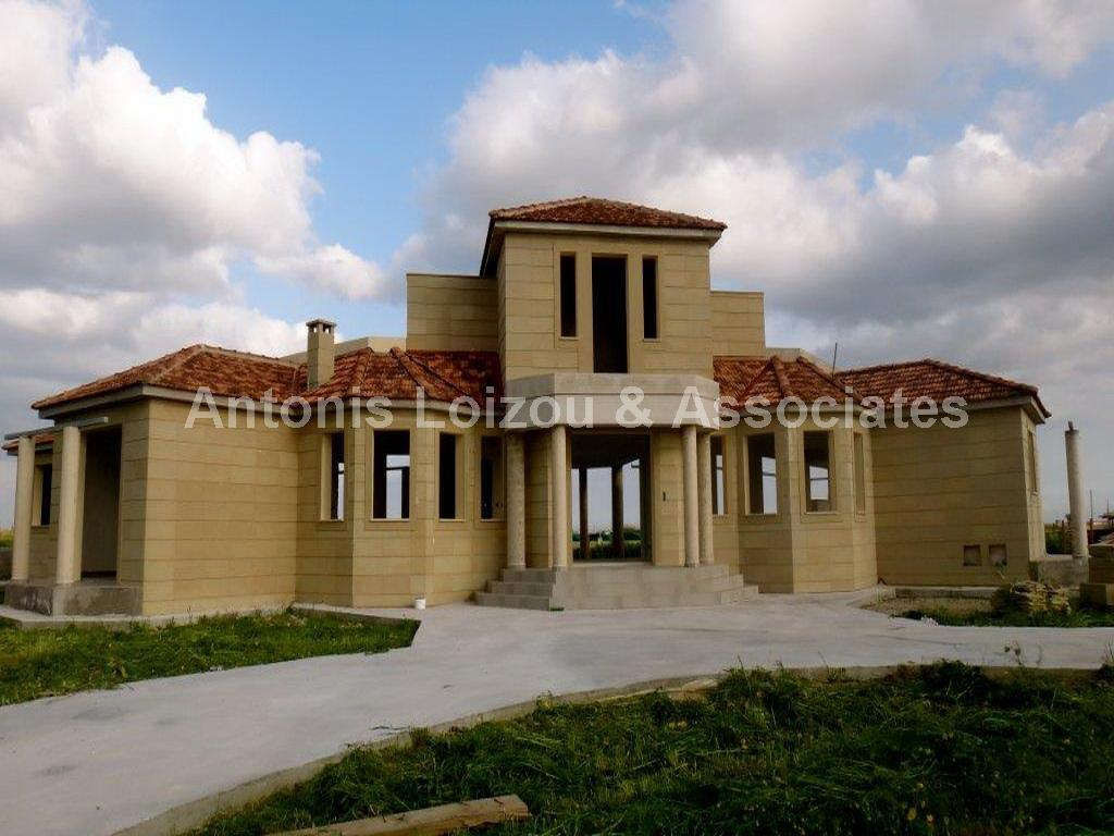 Four Bedroom Detached Villa in Kiti properties for sale in cyprus
