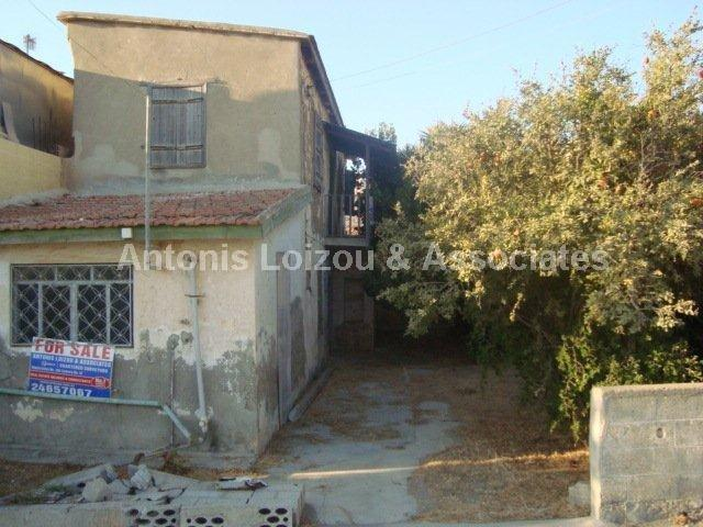 Two Bedroom Detached Old Village House properties for sale in cyprus